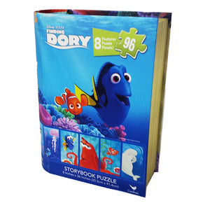 Disney Finding Dory Storybook Puzzle