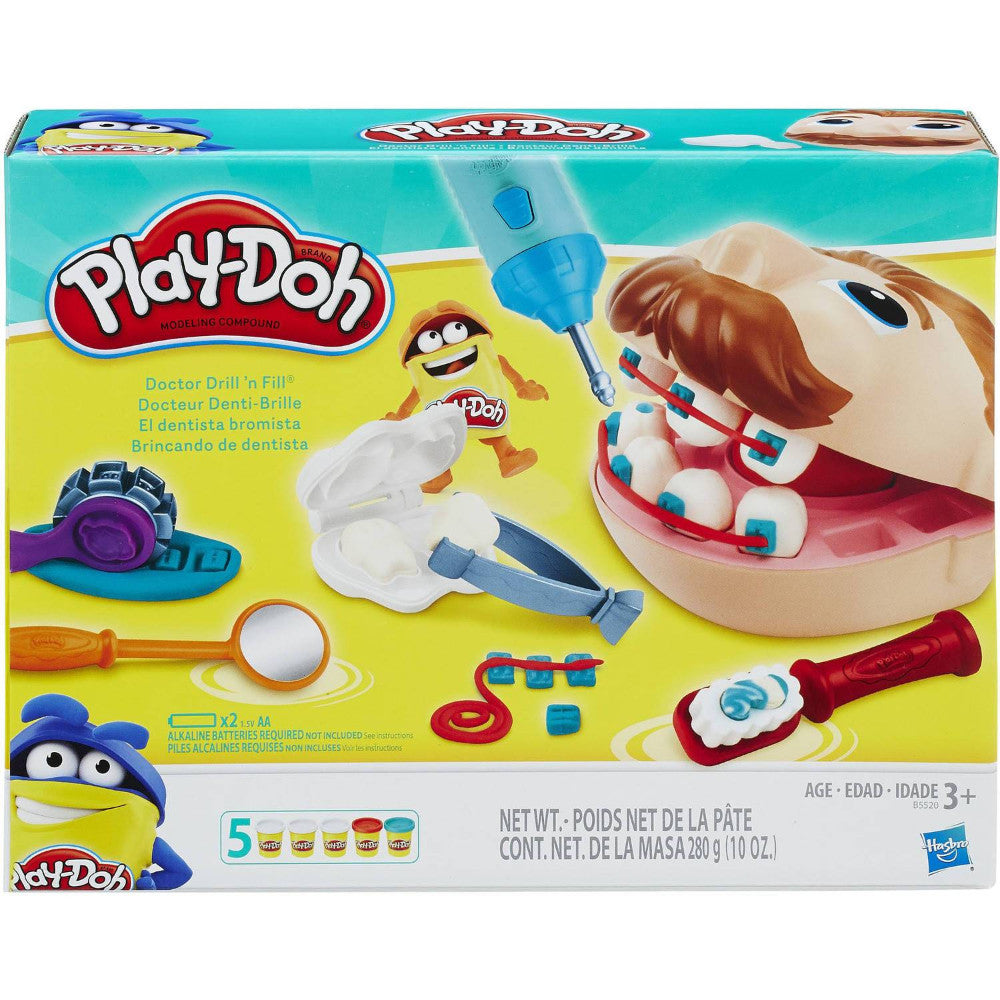 Play-Doh Dr Drill 'n Fill Playset
