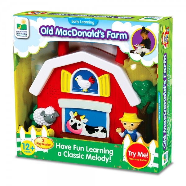 Early Learning Journey - Old MacDonald's Farm
