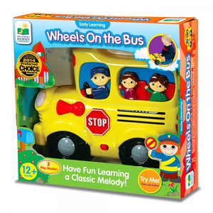 Early Learning - The Wheels On The Bus