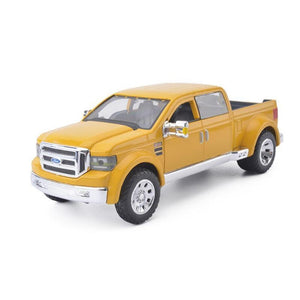 Maisto 1/31 Ford Mighty F-350 Yellow