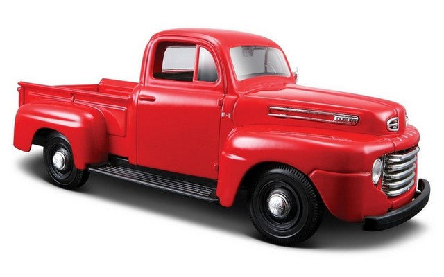 Maisto 1/25 Ford F-1 Pick Up 1948 - Red