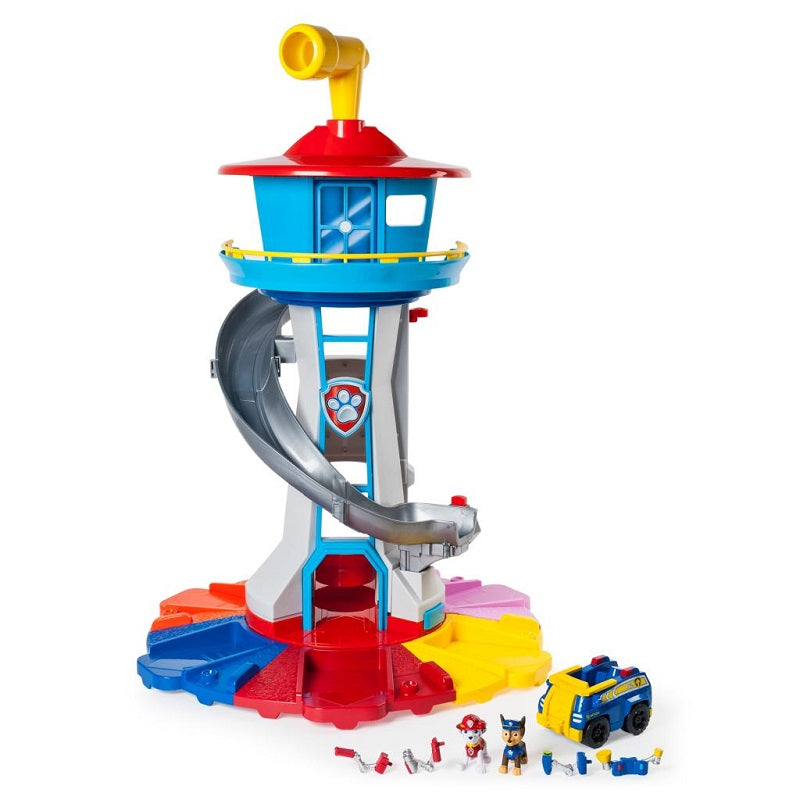 Paw Patrol My Size Lookout Tower from MyToy.co.za