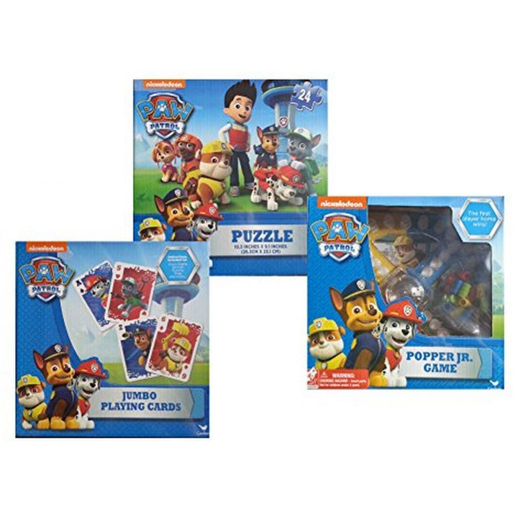 Paw Patrol Game Bundle