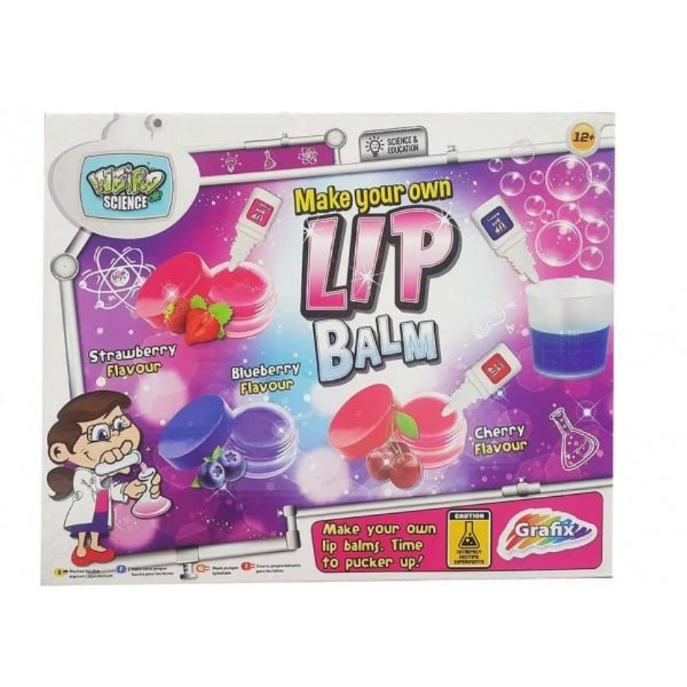 Weird Science Make Your Own Lip Balm
