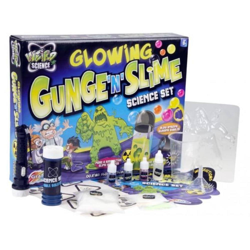 Weird Science Gunge n Slime