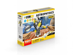 Engino STEM Heroes Astrophysics Saturn