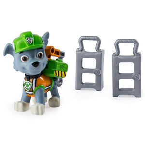 Paw Patrol Ultimate Rescue Construction Hero Pups - Rocky