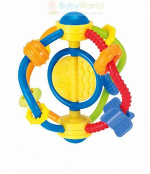 WinFun Grip 'n Play Rattle