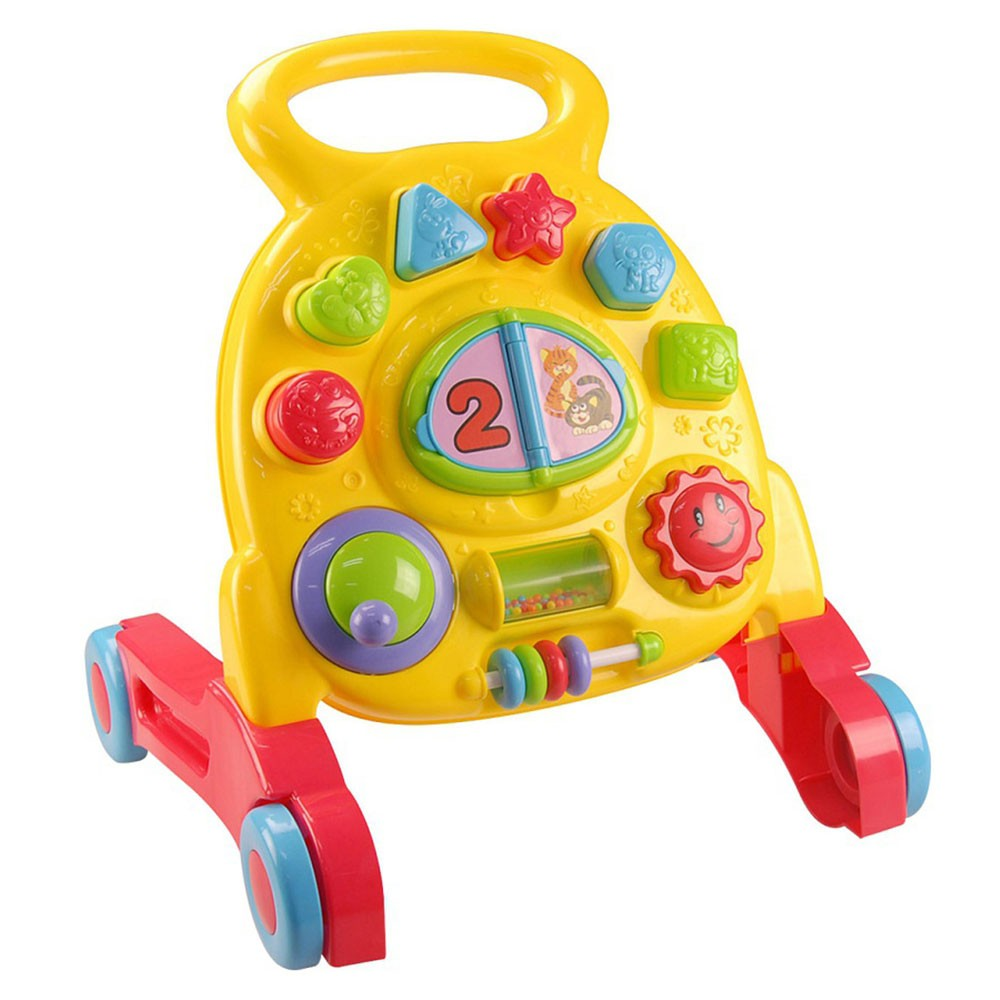 PlayGo My 1st Steps Activity Walker