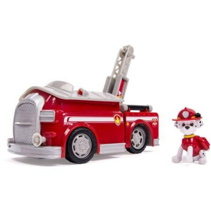 Paw Patrol Lights & Sound Feature Vehicle Marshall