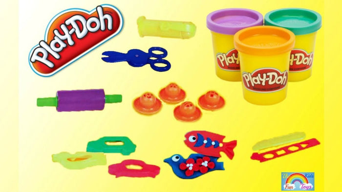 Play-Doh Rollers 'n Cutters Playset