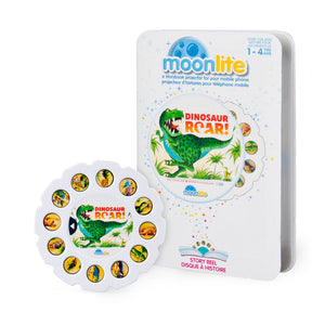 moonlite single story dinosaur roar