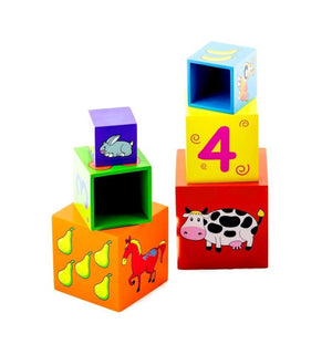 VIGA Nesting & Stacking Blocks