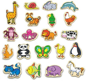 VIGA Magnetic Animals