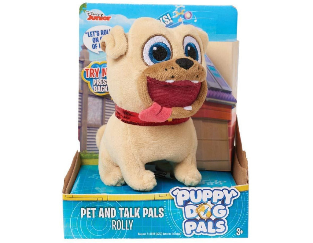 Puppy Dog Pals Pet & Talk Rolly
