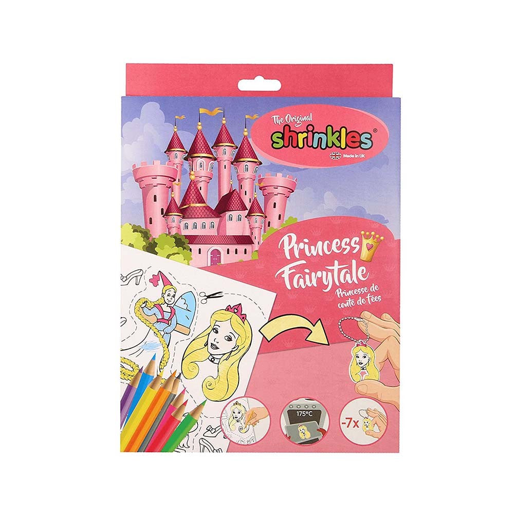 Shrinkles - Fairytale Princess Bumper Box