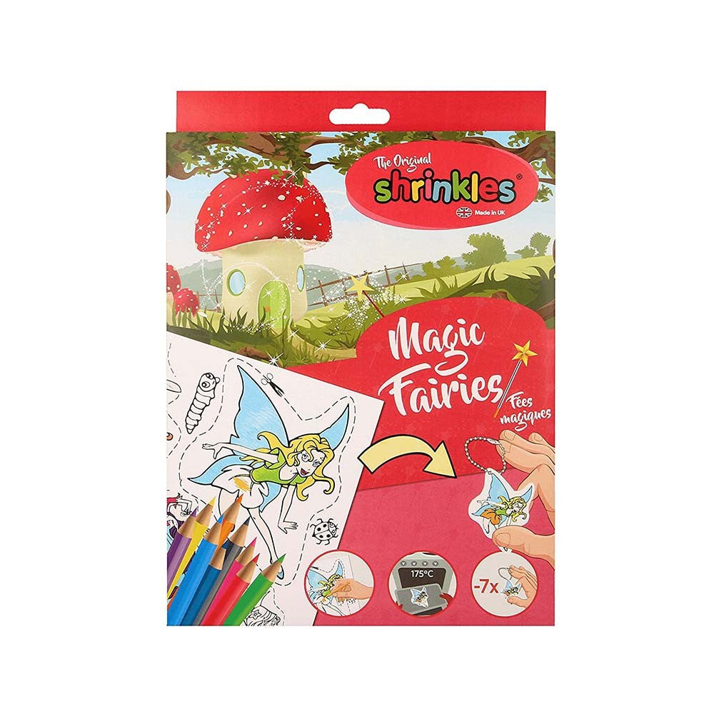 Shrinkles - Magic Fairies Bumper Box
