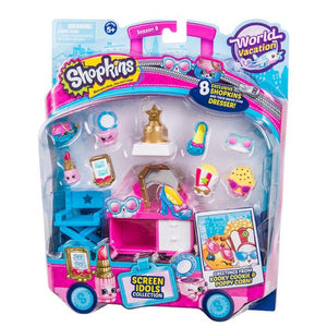Shopkins Themed Pack S8 USA