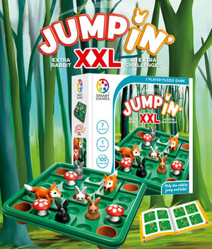 SmartGames Jump In XXL