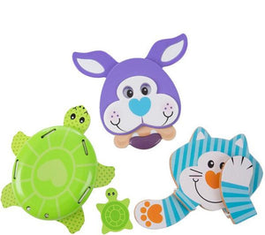 Melissa and Doug Favourite Pets Grapsing Toys