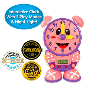 Telly The Teaching Time Clock