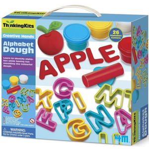 4M Alphabet Dough Kit
