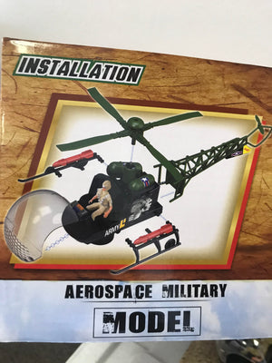 Sky Falcon Tactical Helicopter