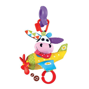 Yookidoo Tap n Play Musical Plane Cow