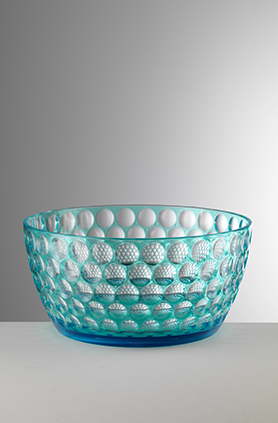 Synthetic Crystal Lente Bowls
