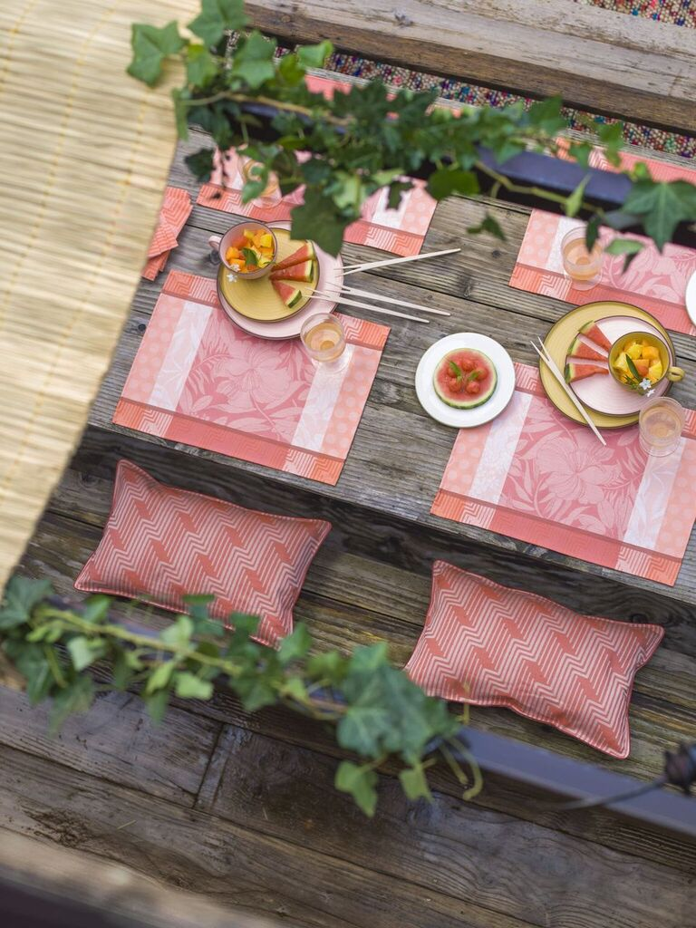 Nature Urbaine Coated Tablecloth, Placemats, Napkins & Runners