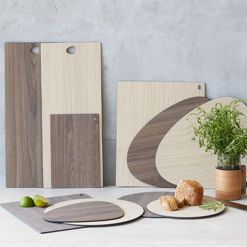 Cut and Serve Boards - Curve