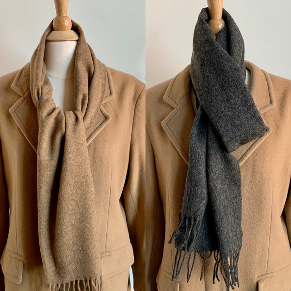 Luxurious Merino Wool Scarves
