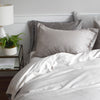 Astratto Jacquard Duvet Cover & Shams