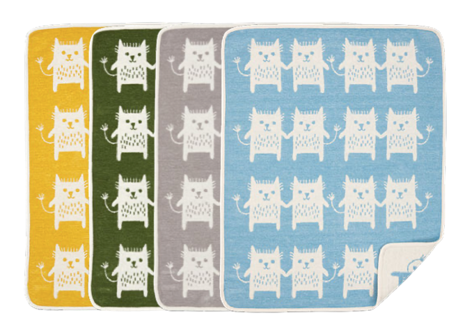 Organic Cotton Baby Blankets - Little Me