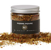 Tangy, sweet, sour and floral notes can be found in this eight-pepper spice blend.