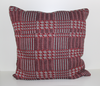 Repurposed Designer Clothing Toss Cushions - LAST CHANCE SALE