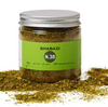 A spicy blend of cilantro, green chiles, parsley, coriander, garlic, salt and spices.