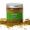 "Made with Za'atar leaves (sometimes called wild oregano or savoury), sesame seeds, sumac berries and spices, this is a perfect ""everything blend"" from the Middle East ."