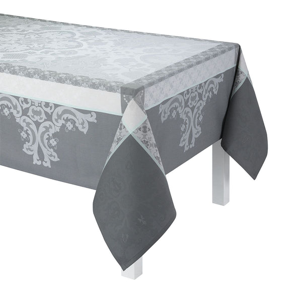 Azulejos Coated Tablecloth, Placemats & Napkins