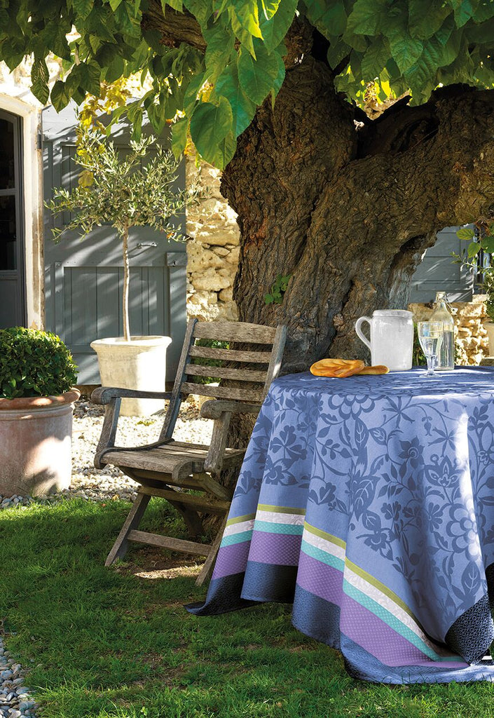 Provence Coated Tablecloth, Placemats & Napkins