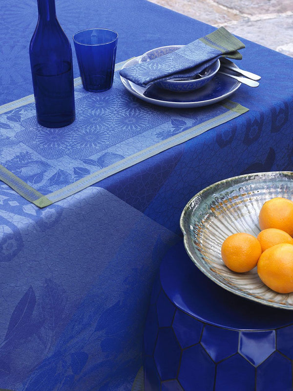 Jardine D'Orient Tablecloth, Placemats, Napkins & Runners