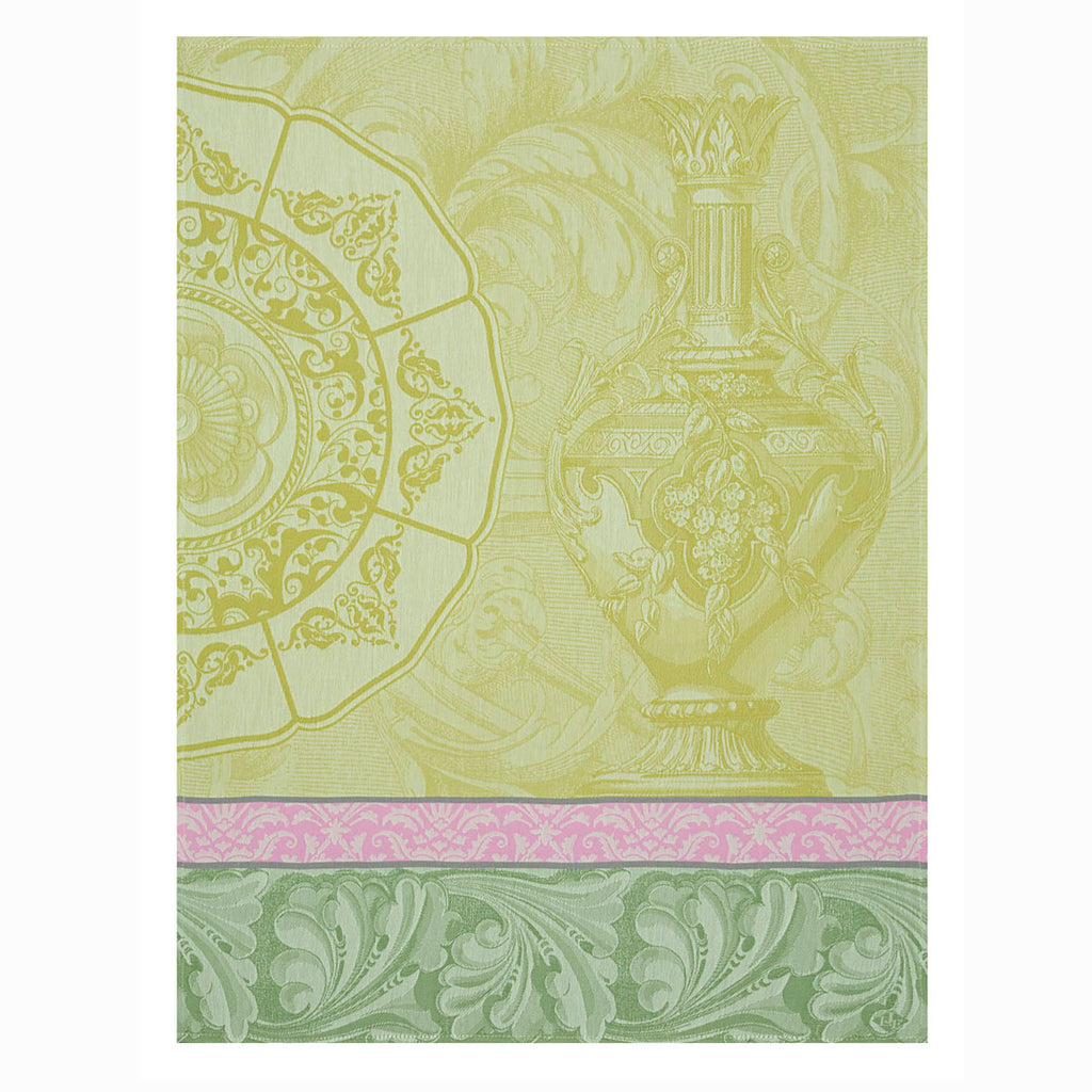 Baroque - Porcelaine Green