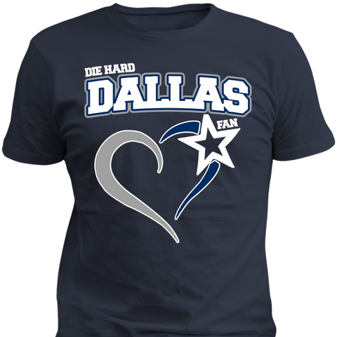 Diehard Dallas Fan