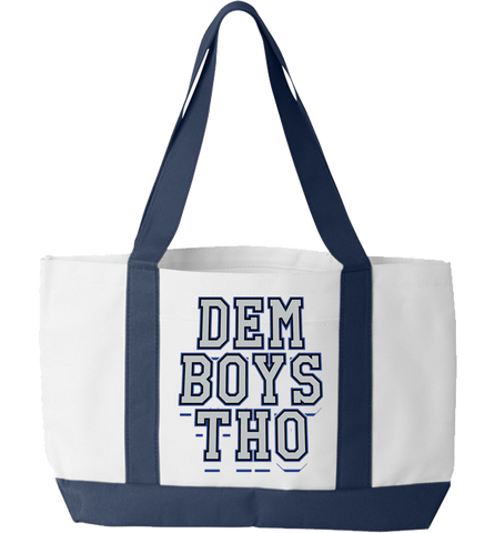 Dem Boys Tho Dallas Fan Tote Bag