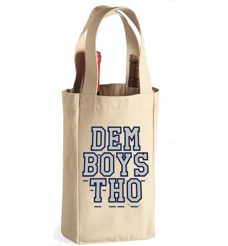 Dem Boys Tho Dallas Fan Wine Bag