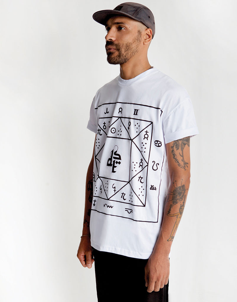 DST Astro Square Tee