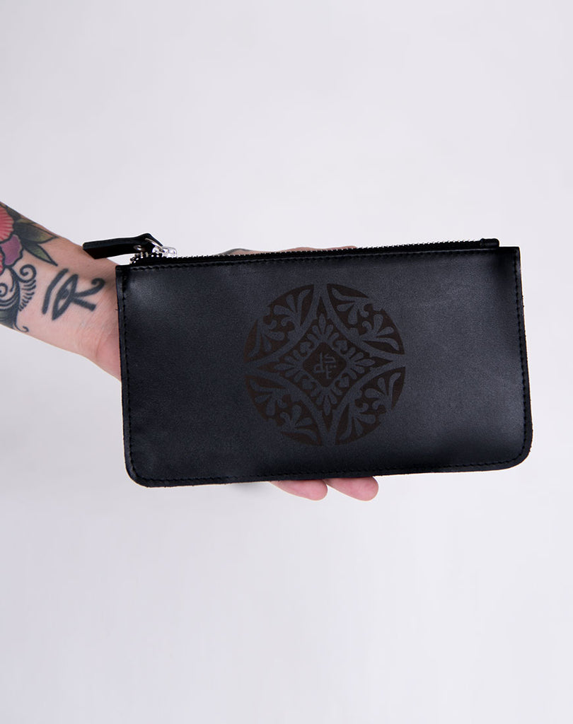 Dst Sphere Leather Wallet