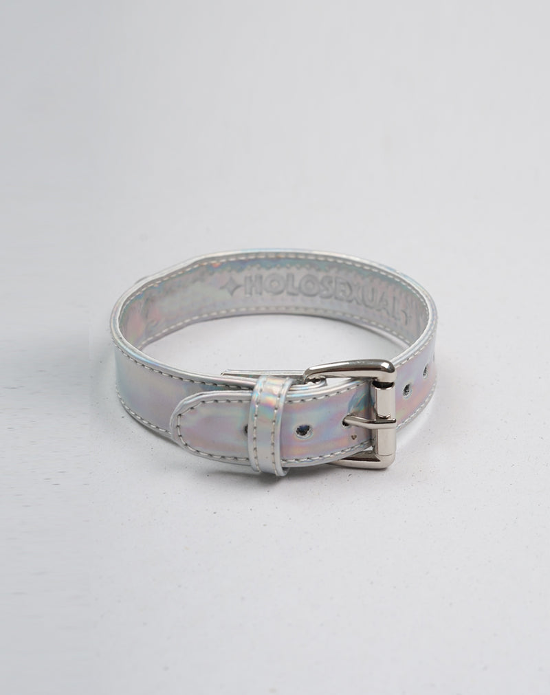 Dst Holo Kink Cat Collar
