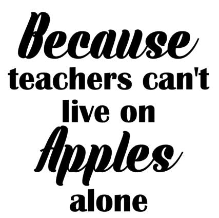 Apples Alone